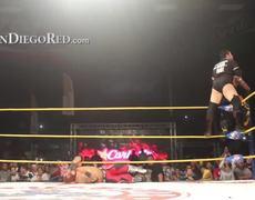 La última pelea del Perro Aguayo Jr.