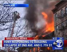 Breaking News: Building Explosion NYC