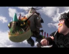 How To Train Your Dragon 2 Official Movie VIRAL VIDEO Dragon Races 2014 HD Gerard Butler Sequel