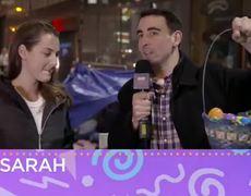 SNL Fans Play Eggstreme Trivia