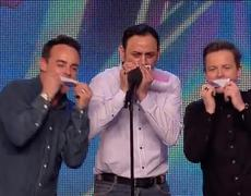 Britain's Got Talent 2015: Ant and Dec get in on the act