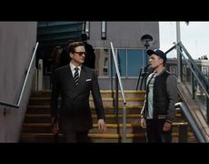 Kingsman The Secret Service Official Movie Trailer 1 2014 HD Colin Firth Samuel L Jackson Movie