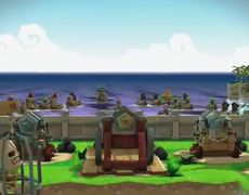 Plunder Pirates - Official Teaser Trailer for Android