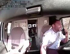 VIRAL VIDEO Ambulance Driver Dancing Rihanna Hit