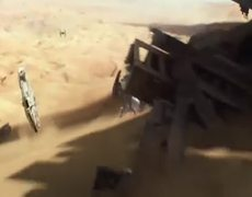 Star Wars: Episode VII - The Force Awakens - Official Movie Teaser TRAILER 2 (2015) HD - J.J. Abrams Movie