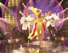 Dancing with the Stars 2015: Suzanne & Tony's Samba - Week 3