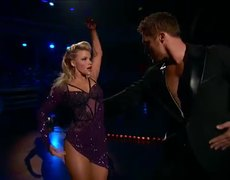 Dancing with the Stars 2015: Chris & Witney's Tango - Week 3