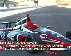 Breaking news -Rolling Stones announcement at IMS