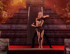Dancing with the Stars 2015: Riker & Allison's Salsa - Week 3