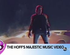 David Hasselhoff's - Majestic Music Video