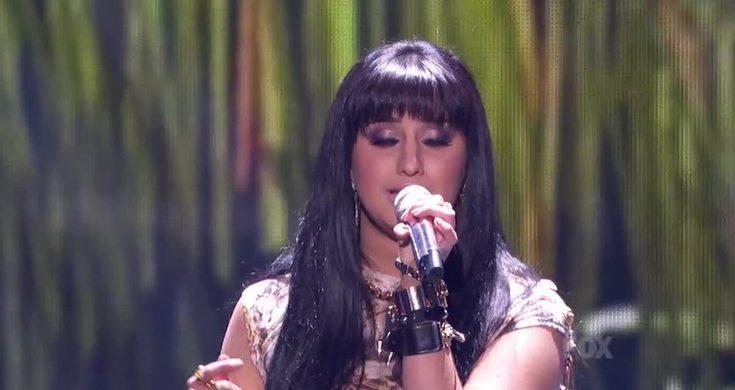 American idol jena single