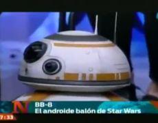 BB-8 - El androide balón de Star Wars
