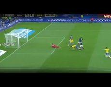 France vs Brazil (0-1) Goal Oscar International Friendly 2015