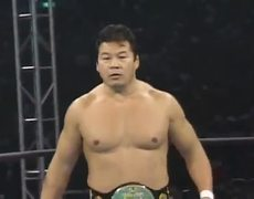 Tatsumi Fujinami is announced for the WWE Hall of Fame Class of 2015