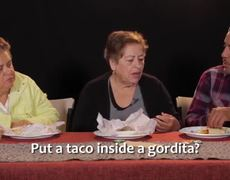 Mexican People try Taco Bell Tacos for 1st Time