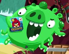 Angry Birds Friends Pirate Tournament Official Gameplay Trailer