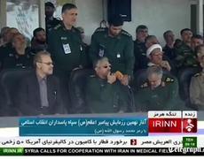 News - Iran attacks replica US ship in military drill