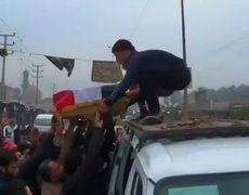 37 Muertos en ataque de Bomba en Bagdad