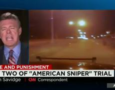 News - Video of car chase shown during 'American Sniper.