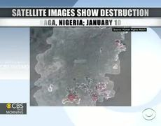 New images show destruction from Boko Haram attack in Nigeria