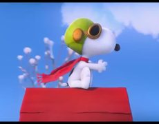 Peanuts - Official Movie TRAILER 2 (2015) HD - Animated Movie