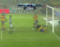 Tigres 3-1 Santos: Final 2012