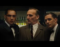 Legend - Official International Movie Teaser Trailer #1 (2015) HD - Tom Hardy Movie