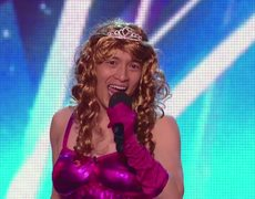 Britains Got Talent 2014 Tom Phams dazzling drag act
