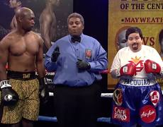 Saturday Night Live: Mocks Floyd Mayweather And Manny Pacquiao Fight And Hype