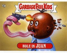 Dross: The mystery of the Garbage Pail Kids