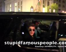 OMG - Justin Bieber says Selena Gomez looked gorgeous at the Met Ball