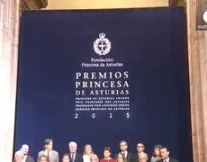 Raw - Francis Ford Coppola wins the Princess of Asturias Award for Arts