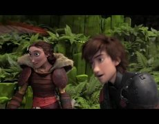 How To Train Your Dragon 2 Official Movie CLIP Dragion Sanctuary 2014 HD Gerard Butler Sequel