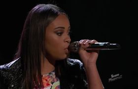The Voice USA 2015: Koryn Hawthorne: Dream On (Top 6