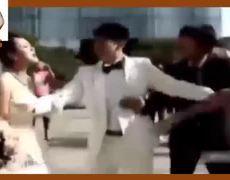 Ex Novio del Novio interrumpe boda