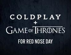 Coldplay con miembros de Game of thrones preparan musical