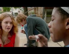 Me and Earl and the Dying Girl - Official International Movie Trailer #1 (2015) HD - Olivia Cooke Movie