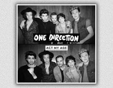 One Direction Act My Age Official Audio