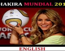 SHAKIRA MUNDIAL 2014 ENGLISH