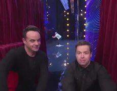 Britains Got Talent 2014 Tai Bill and his martial arts moves