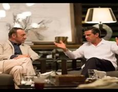 Kevin Spacey y Enrique Peña Nieto juntos en Cancun