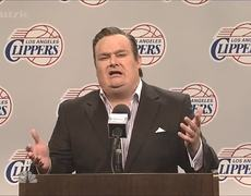 SNL Cold Open Clippers Owner Donald Sterling 5314