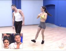 Dancing With The Stars 2014 Final Results Elimination Week 8