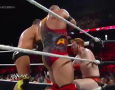 WWE United States Championship 20Man Battle Royal May 5 2014