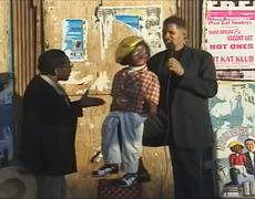nthony Thomas and Leroy in Comedy On The Streets