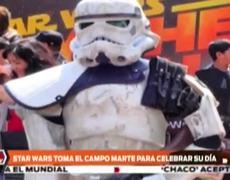 Día de Star Wars celebrado en Campo Marte