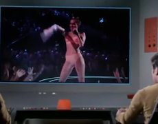 USS Enterprise reacts to Miley Cyrus performance on MTVs Video Music Awards
