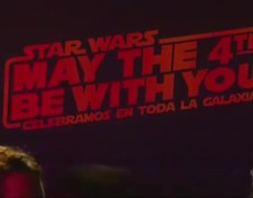 Star Wars Fans Race in Buenos Aires