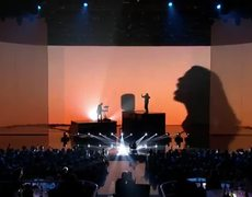 iHeartRadio Music Awards Thirty Seconds to Mars Performs City of Angels