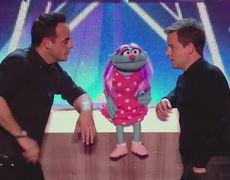 Britains Got Talent 2014 Patsy gets Ant and Dec in on her act